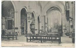 Carpentras (Vaucluse) - Intérieur De L´Eglise Saint-Siffrein - Carpentras