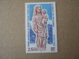 TAA F P 443  * *  LA VIERGE DES PHOQUIERS - Unused Stamps