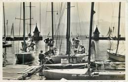 SUISSE 26 CPsm PETIT FORMAT  MORGES Le Port  Belle Carte - Andere