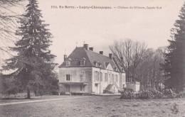 CPA 18  LUGNY-CHAMPAGNE ,Château De Billeron. - Autres Communes