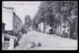 54-262 - MEURTHE Et MOSELLE -  MARBACHE - Avenue De La Gare - Unclassified