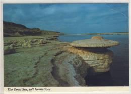 ISRAEL - THE DEAD SEA - Salt Crystals - 1979, Nice Stamp - Israel