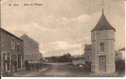 ORET 29 Rue De Village E Lavanturier Barbier à Oret écrite Felpost 1914 - Mettet