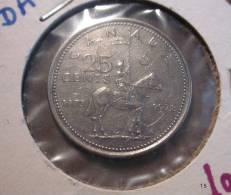 Münze Coin Canada 25 Cent 1973 - Canada