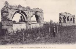 CHAPONOST 69, LES AQUEDUCS ROMAINS DE L'AIR - Frankreich