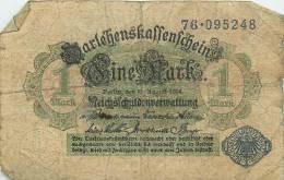 Billet Réf 310. 1 Mark - To Identify