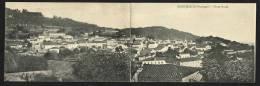 MONCHIQUE (Portugal) - Vista Geral - Postal Duplo - Faro