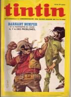 TINTIN N° 34 DU 22-08-1972 - Kuifje