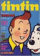 TINTIN N° 49 DU 05-12-1972 - Kuifje