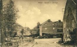 Oreye - Route D'Otrange -1934 ( Voir Verso ) - Oreye