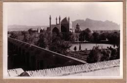 IRAN - ISPHAHAN - ISPAHAN - CPSM - MOSQUEE CHAH - MOSQUEE DU SHAH - PHOTO BASTAN ? - Iran