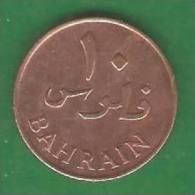 10  Fils  BAHREIN  1970   (PRIX FIXE)   (AW2) - Bahreïn