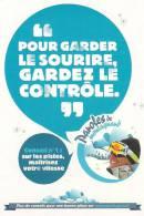 CPM SPORTS D'HIVER SKI POUR GARDER LE SOURIRE GARDEZ LE CONTROLE MAITRISEZ VOTRE VITESSE - Winter Sports