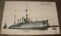 Marine De Guerre - L'ex Koenisgsberg - Le Metz - Guerre