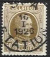 Belgique - Type Houyoux - N°203 Obl. SPA (STATION) - 1922-1927 Houyoux