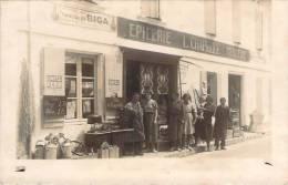 16 - Segonzac - Epicerie Mercerie L. Chapelle,, Carte Photo - Non Classés