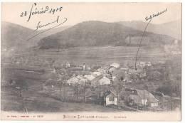 BAN DE LAVELINE .  QUEBRUX . Vue Generale . 1915 - Autres Communes
