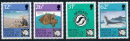 "ANTARCTIC,BAT, Mi-Nr. 181/84 ,  "" Antarktisvertrag "" , Feinst Xx   !! - Polarmarken"