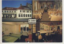 ZEEBRUGGE - Hotel - Restaurant LE CHALUT, - Hotels & Restaurants