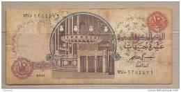 Egitto - Banconota Circolata  Da 10 Sterline - Egypt