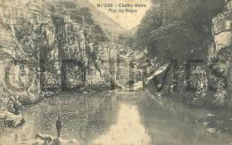 PORTUGAL - CASTRO DAIRE - POÇO DOS MOLGOS - 1910 PC. - Viseu