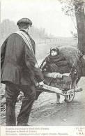 Guerre 1914-18- Ref G371 - Illustrateur- Fugitifs  -souvenir De La Patrie A L Ecole -bon Point- Carte Bon Etat - - Other