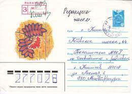URSS  1984.  Used Pre-paid Envelope. - 1923-1991 USSR