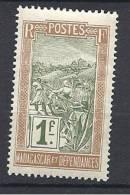 MADAGASCAR  N� 108 NEUF** LUXE