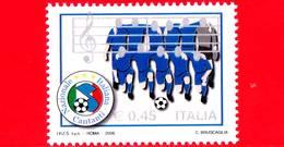 Nuovo - MNH - ITALIA - 2006 - 25º Anniversario Dell'associazione Nazionale Italiana Cantanti - 0,45 € • Calcia - 6. 1946-.. República