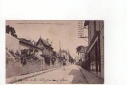 95 - Cormeilles En Parisis Rue Daguerre Et Bureau Des Postes Et Télégraphes - Cormeilles En Parisis