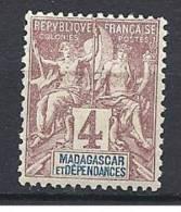 MADAGASCAR TYPE GROUPE  N� 30 NEUF* TTB