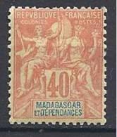 MADAGASCAR TYPE GROUPE  N� 37 NEUF* TTB