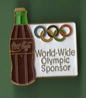 COCA COLA *** WORLD-WIDE OLYMPIC SPONSOR *** (125) - Coca-Cola