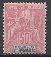 MADAGASCAR TYPE GROUPE  N� 38 NEUF* TTB