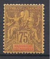 MADAGASCAR TYPE GROUPE  N� 39 NEUF* TTB