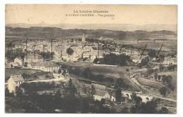 Saint-Chély-d'Apcher (48) : Vue Générale Prise Au Niveau De La Voie De Chemin De Fer En 1932 (animé). - Saint Chely D'Apcher