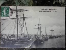 Saint-quay-portrieux La Jetée Goelettes Islandaises - Saint-Quay-Portrieux