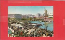#G0371# BARI - FESTA DI S. NICOLA - MOLO S. NICOLA (animatissima) - Bari