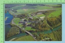 Lennoxville Quebec ( Vue Aérienne Bishop University Campus) 2 Scan Carte Postale Post Card - Non Classés
