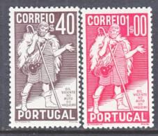 Portugal 572-3  * - 1910-... Republic