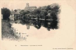CPA N° 12 - NEUCHÄTEAU 88 Vosges - Les Bords Du Mouzon - Edit. Lib. Pap. Simonet - Beaucolin - Neufchateau