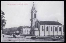 54-177 - MEURTHE Et MOSELLE - Environs De NANCY -  JARVILLE - L´ Eglise - Unclassified