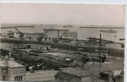 CPSM 29 BREST  PORT DE COMMERCE QUAI DE LA SANTE - Brest