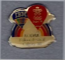 Pin´s  Sport  J.O  CALGARY  88  Avec  Montgolfière  Balloon  Festival, Sponsors  Kodak  Et  IBML - Giochi Olimpici