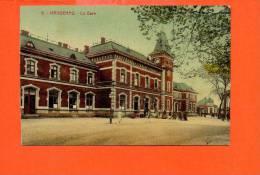 67 HAGUENAU : La Gare - Haguenau