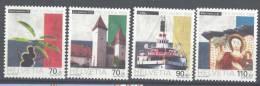 1999 Svizzera, Pro Patria , Serie Completa Nuova (**) - Pro Patria