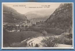 39 - CLAIRVAUX Du JURA -- La Vallée - Clairvaux Les Lacs