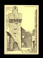 26 - MONTBRUN-LES-BAINNS - Le Beffroi XIV Siècle - France