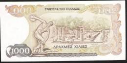 GREECE   P202   1000  DRACHMAI   1987   UNC. - Griechenland