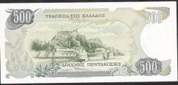 GREECE   P201   500  DRACHMAI   1983   UNC. - Griechenland